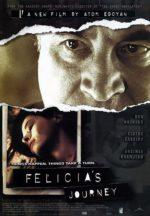 Felicia's Journey, poster,