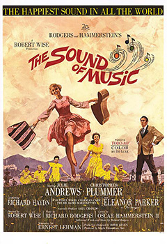 Sound of Music, movie, poster,
