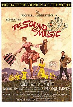 Sound of Music, movie, poster,