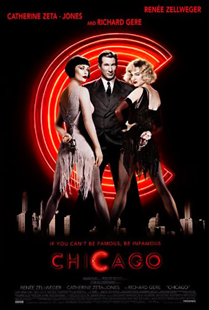 Chicago, movie, poster,