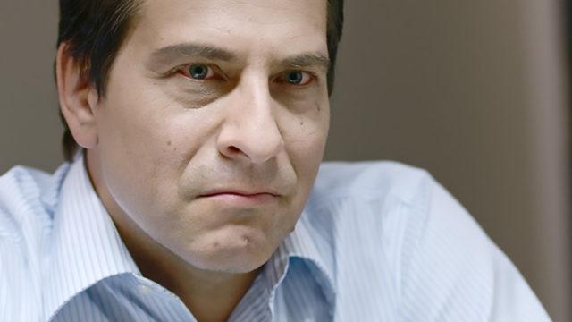 Patrick Goyette, actor,