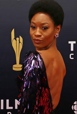 Oluniké Adeliyi, actress,