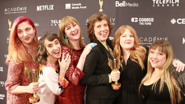 Canadian Screen Awards - Take Two