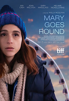 Mary Goes Round, poster, movie,