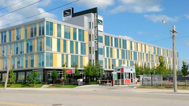 Bell Adds Pinewood Toronto