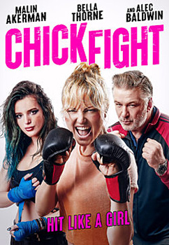 Chick Fight, movie, poster,