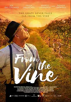 From the Vine, movie, poster,