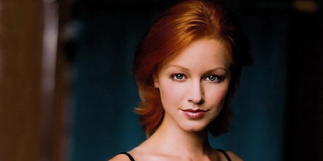 Lindy Booth, actress,