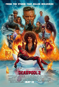 Ryan Reynolds, Deadpool 2,