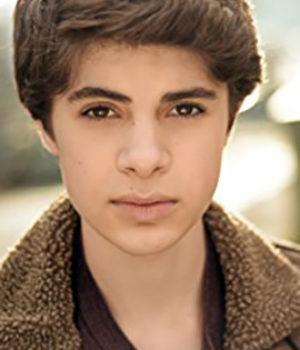 Hunter Dillon, actor,