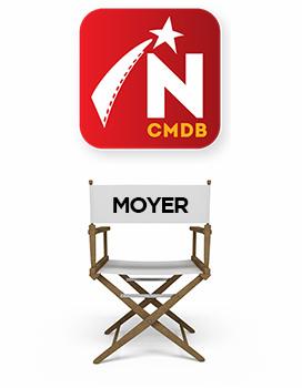 Kate Moyer, actress,