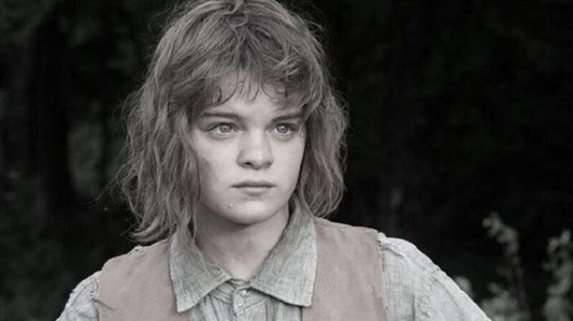 Marine Johnson, actress,