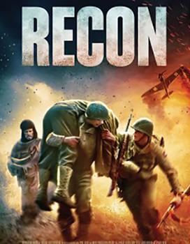 Recon, 2020 movie, poster,