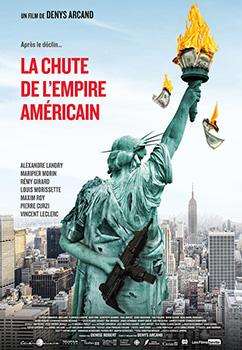 La chute de l'empire Américain, movie, poster,