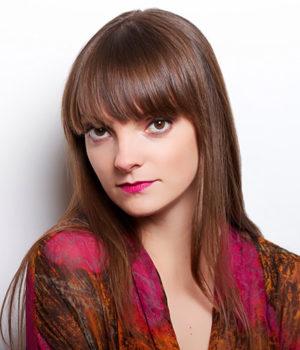 Nina Gilmour, actress,