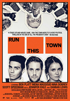 Run This Town, move, poster,
