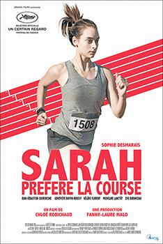 Sarah préfère la course, movie poster, movie, poster,