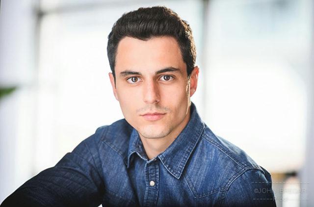 Steven Pereira, actor,