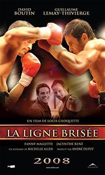 La ligne brisée, 2008, movie, poster,