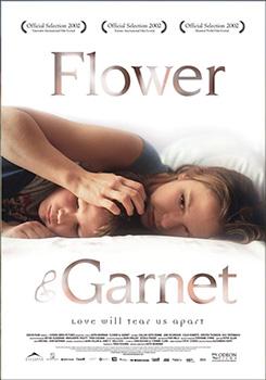 Flower and Garnet, movie, poster,