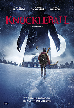 Knuckleball, movie, poster,