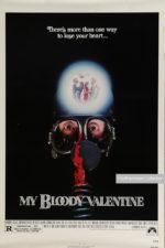 My Bloody Valentine, movie, poster,