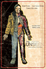 The Unseen, movie, poster,