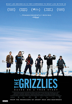 The Grizzlies, movie, poster,