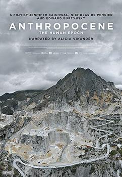 Anthropocene, movie, poster,