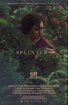 Splinter, movie, poster,