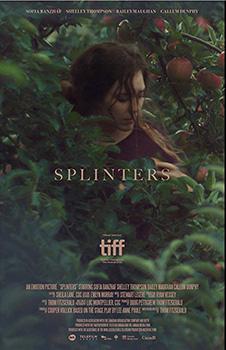 Splinter, movie, poster,
