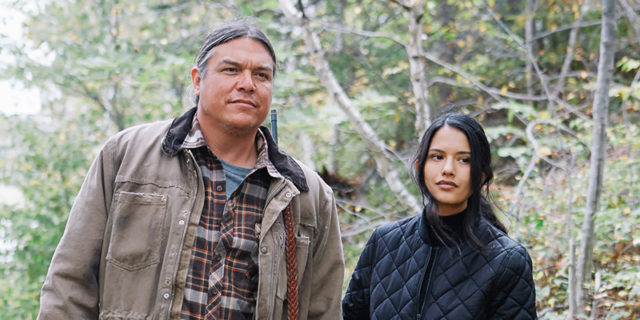 Canadian Film of the Day: September 11, image, Through Black Spruce,