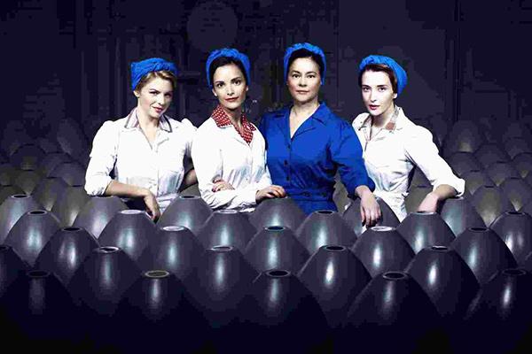 Bomb Girls, series,