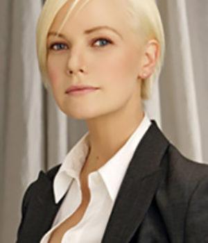 Laura Harris, actress,