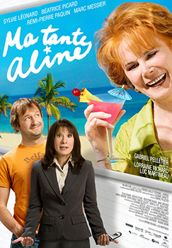 Ma tante Aline, movie, poster,