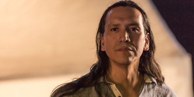 Michael Greyeyes, actor, director,