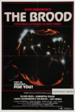 The Brood, movie, poster,