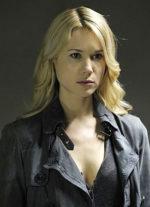 Kristen Hager, actress,
