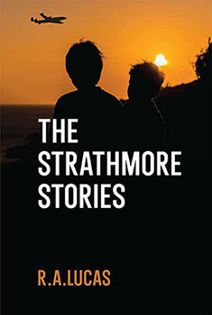 The Strathmore Stories, book cover,