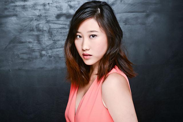 Tina Jung, actress,