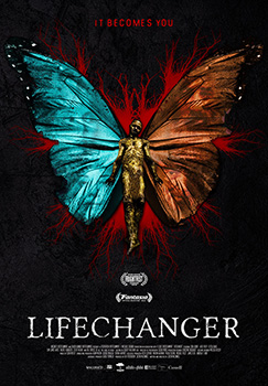 Lifechanger, movie, poster,