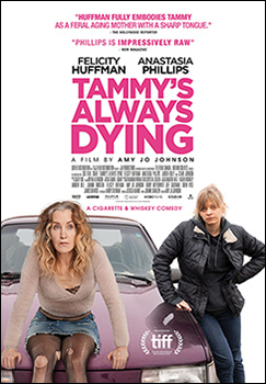 Tammy's Always Dying, movie, poster,