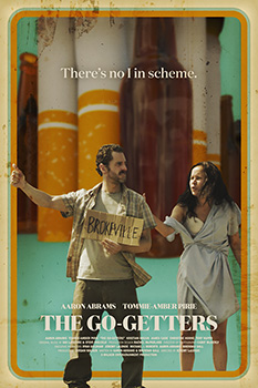 The Go-Getters, movie, poster,