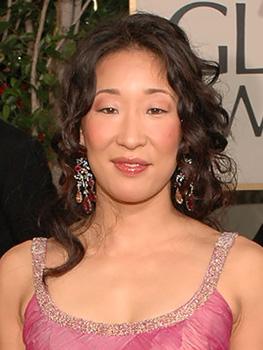 Sandra Oh, Golden Globes,