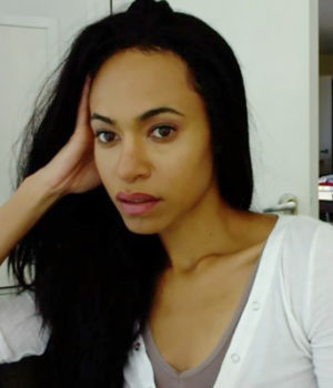 Cara Ricketts, actress,