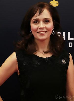 Cynthia Dale, actress,