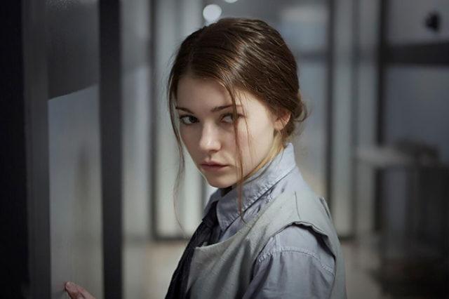 Katie Douglas, actress,