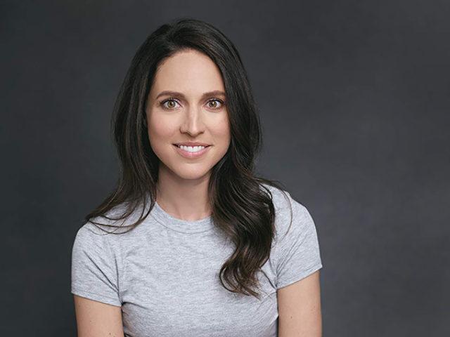 Nicole Cardoni, actress,