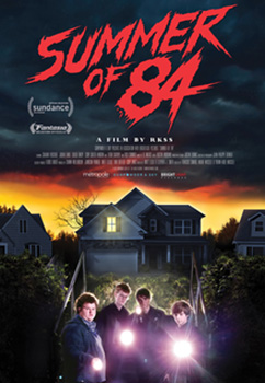 Summer of 84, movie, poster,
