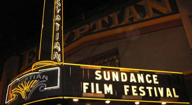 Sundance marquee, image,